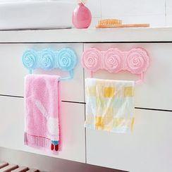 Home Simply - 吸盤毛巾架