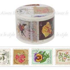 Aimez le style - Aimez le style Masking Tape Primaute Wide Vintage Stamp