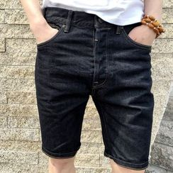 Mr. Only - Denim Shorts