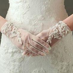 constello - Embellished Gloves