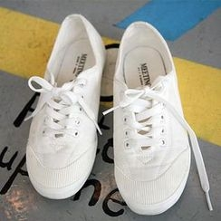 NANING9 - Cotton Sneakers