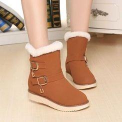 Sunsteps - Fleece Lined Short Boots