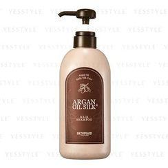 Skinfood - Argan Oil Silk Plus Shampoo