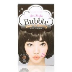 Etude House 伊蒂之屋 - Hot Style Bubble Hair Coloring (#BK01 Deep Black)