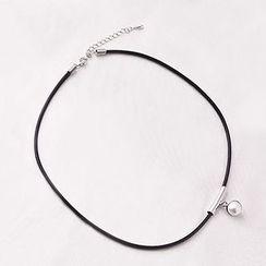 Goldion - 仿珍珠贴脖项链