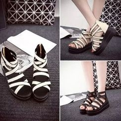 Sunsteps - Platform Sandals
