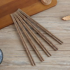 Cutie Bazaar - Set of 10: Wooden Chopsticks