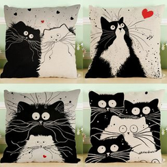Heart Arts - Print Cushion Cover
