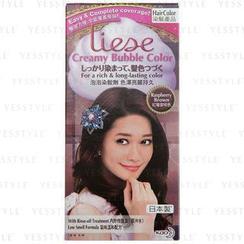 花王 - Liese 泡泡染发剂 (红莓紫啡色)