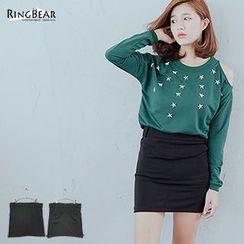 RingBear - Plain Tulip Skirt