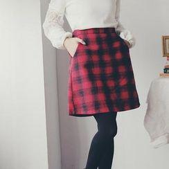 Tokyo Fashion - Plaid Skirt