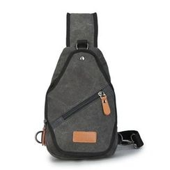 enoi - Canvas Sling Bag
