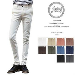 ABOKI - Slim-Fit Pants