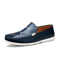 EnllerviiD - Genuine Leather Loafers