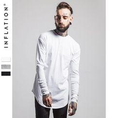 Newin - Plain Long-Sleeve T-shirt