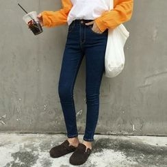 TriStyle - High Waist Jeans