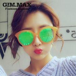 GIMMAX Glasses - 圆框太阳眼镜