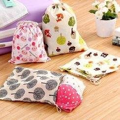 Homy Bazaar - Drawstring Storage Bag