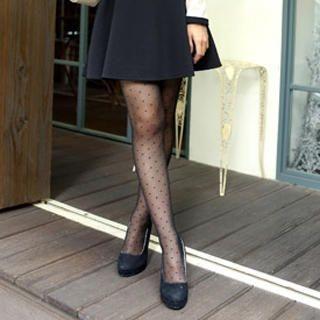 Tokyo Fashion - Printed Tights