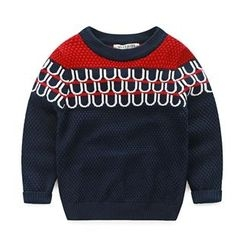 WellKids - Kids Patterned Sweater