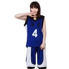 Comic Closet - Kuroko's Basketball Kasamatsu Yukio / Ryota Kise Cosplay Costume