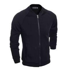 Fireon - Plain Zip Jacket