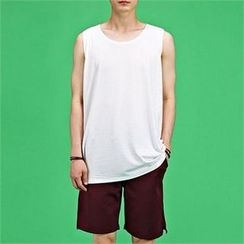 THE COVER - Sleeveless T-Shirt