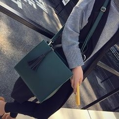 Rosanna Bags - Tasseled Shoulder Bag