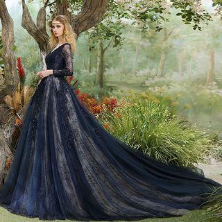 Nidine - Lace Wedding Dress