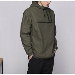 Bigboy - Plain Hoodie Jacket