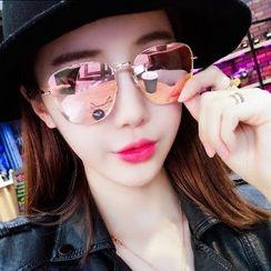 UnaHome Glasses - 方框太阳眼镜