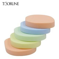 TOORUNE - Set of 5: Facial Wash Sponge