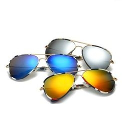 AORON - Kids Aviator Sunglasses