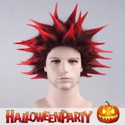 Party Wigs - Halloween Party Wig - Red