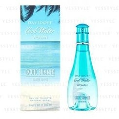 Davidoff - Cool Water Woman Exotic Summer EDT