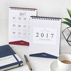iswas - 'The Basic' Series 2017 Desk Calendar
