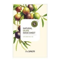 The Saem - Natural Olive Mask Sheet 1pc
