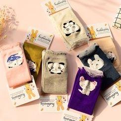 Fitight - Animal Print Socks