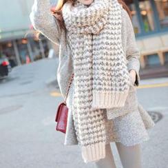 Cuteberry - 針織毛線圍巾