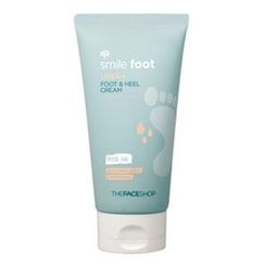 The Face Shop - Smile Foot Urea+ Foot & Heel Cream 130ml