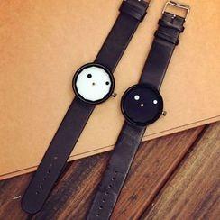 InShop Watches - 仿皮帶手錶