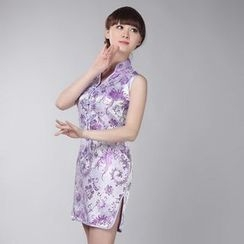 Veiltail - 提花旗袍