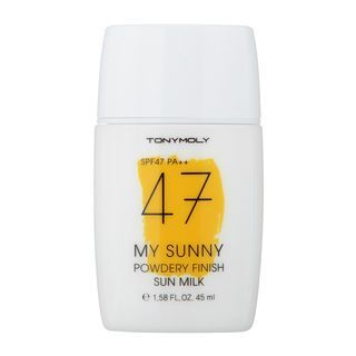 Tony Moly - My Sunny Powdery Finish Sun Milk SPF47 PA++ 45ml
