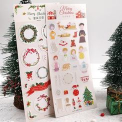 Show Home - Christmas Stickers