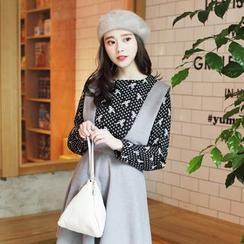 Tokyo Fashion - Bow-Print Pullover