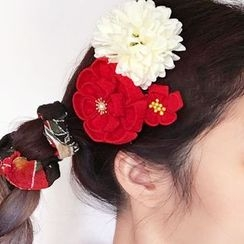 Verdant - 花朵发夹