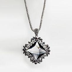 Aiyori - Rhinestone Necklace