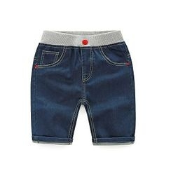 WellKids - Kids Denim Shorts