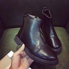 Laceuplux - Short Boots