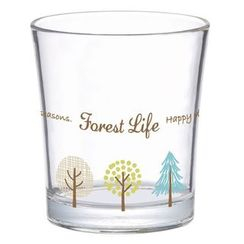 Skater - Forest Life Plastic Cup